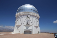 Sightseeing trip to the CTIO on Cerro Tololo